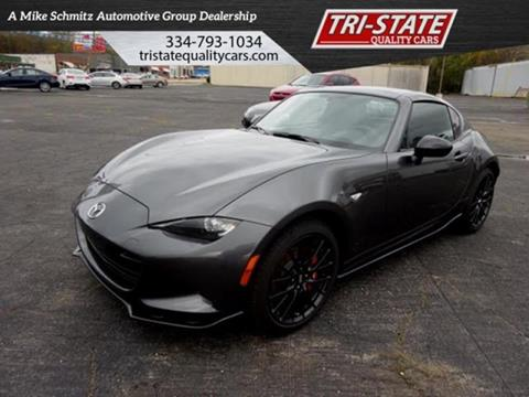 2017 Mazda MX-5 Miata RF for sale at Mike Schmitz Automotive Group - Tristate Quality Cars in Dothan AL