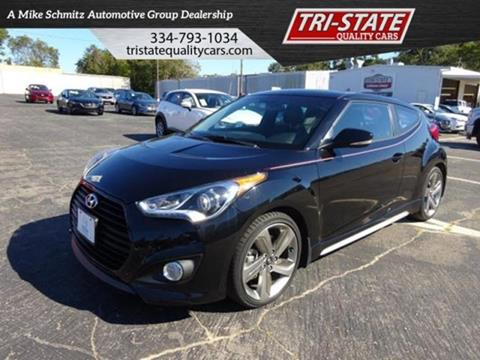 2015 Hyundai Veloster Turbo for sale at Mike Schmitz Automotive Group - Tristate Quality Cars in Dothan AL