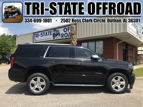 2015 Chevrolet Tahoe for sale at Mike Schmitz Automotive Group - Tri-Stateoffroad.net in Dothan AL