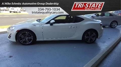 2013 Scion FR-S for sale at Mike Schmitz Automotive Group - Tristate Quality Cars in Dothan AL