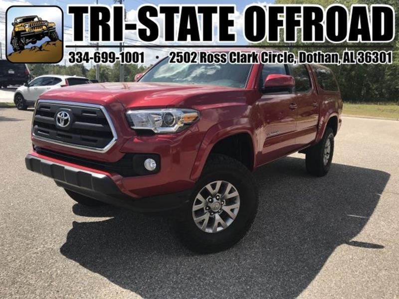2016 Toyota Tacoma for sale at Mike Schmitz Automotive Group - Tri-Stateoffroad.net in Dothan AL