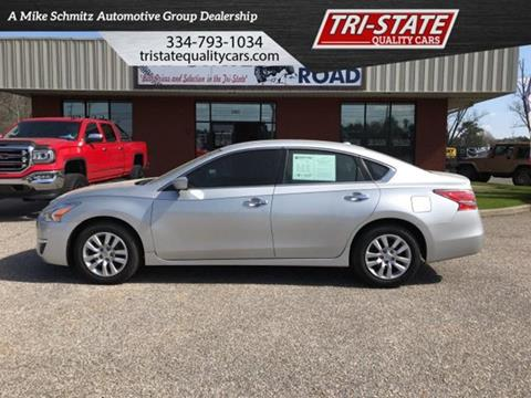 2015 Nissan Altima for sale at Mike Schmitz Automotive Group - Tristate Quality Cars in Dothan AL