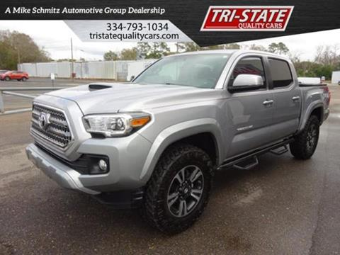 2016 Toyota Tacoma for sale at Mike Schmitz Automotive Group - Tristate Quality Cars in Dothan AL