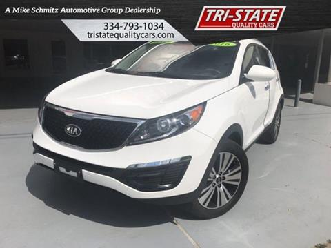 2016 Kia Sportage for sale at Mike Schmitz Automotive Group - Tristate Quality Cars in Dothan AL