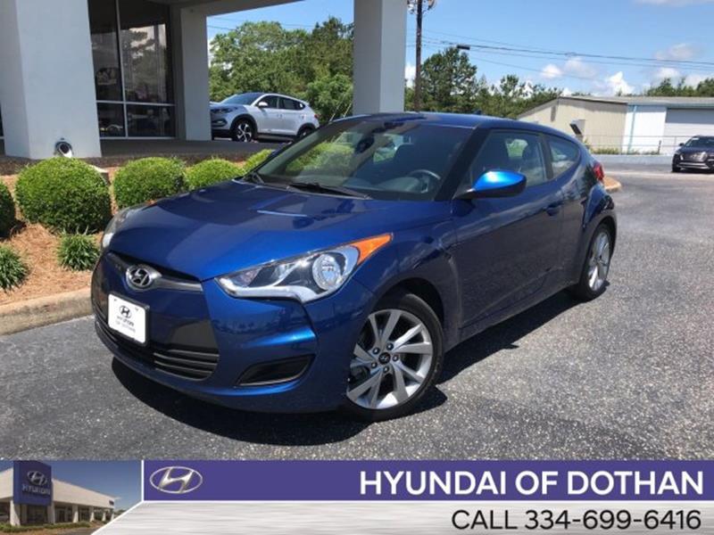 2016 Hyundai Veloster In Dothan Al Mike Schmitz Automotive Group