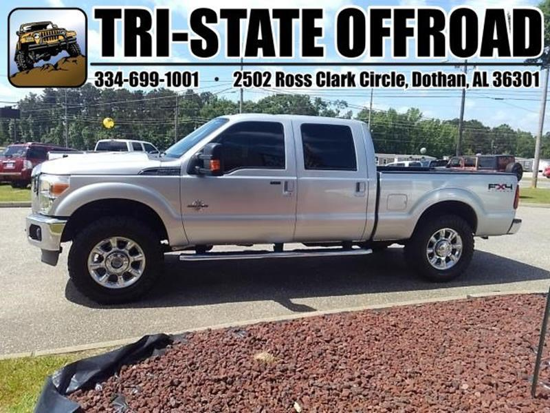 2011 Ford F-250 Super Duty for sale at Mike Schmitz Automotive Group - Tri-Stateoffroad.net in Dothan AL
