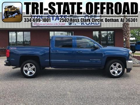 2016 Chevrolet Silverado 1500 for sale at Mike Schmitz Automotive Group - Tri-Stateoffroad.net in Dothan AL