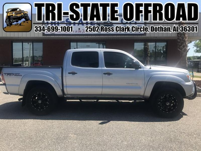 2014 Toyota Tacoma for sale at Mike Schmitz Automotive Group - Tri-Stateoffroad.net in Dothan AL