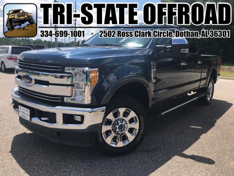 2017 Ford F-350 Super Duty for sale at Mike Schmitz Automotive Group - Tri-Stateoffroad.net in Dothan AL