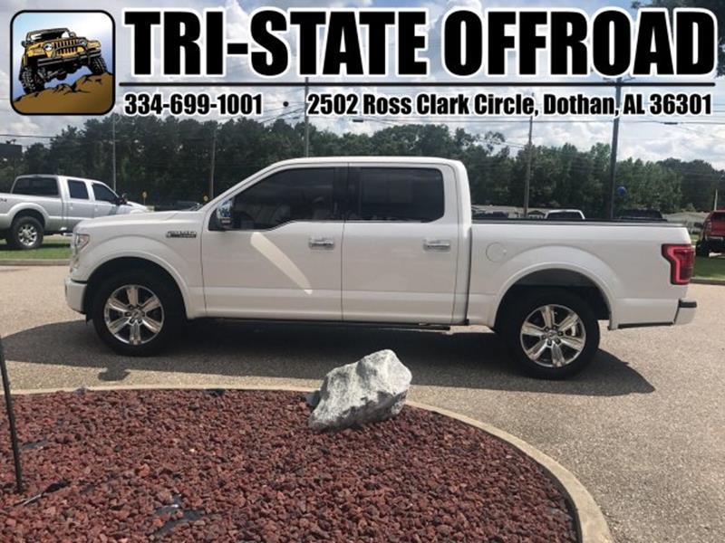 2016 Ford F-150 for sale at Mike Schmitz Automotive Group - Tri-Stateoffroad.net in Dothan AL