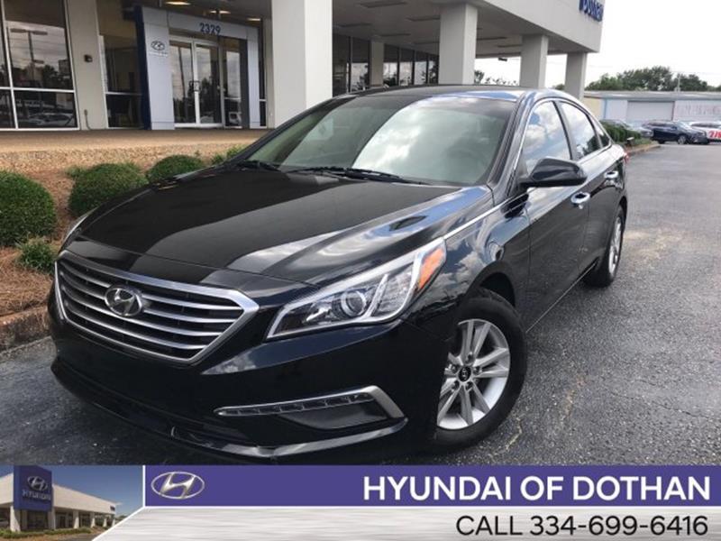 2015 Hyundai Sonata Se In Dothan Al Mike Schmitz Automotive Group