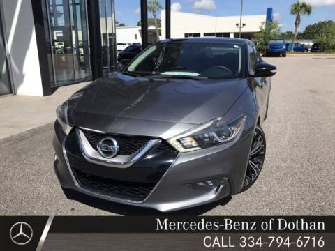 2017 Nissan Maxima for sale at Mike Schmitz Automotive Group in Dothan AL