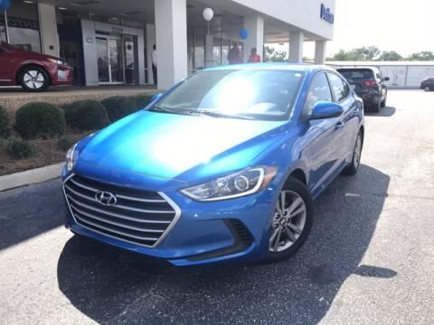 2018 Hyundai Elantra for sale at Mike Schmitz Automotive Group in Dothan AL
