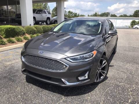 2019 Ford Fusion for sale at Mike Schmitz Automotive Group in Dothan AL