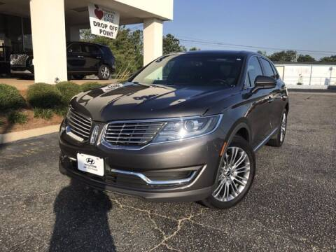 2018 Lincoln MKX for sale at Mike Schmitz Automotive Group in Dothan AL