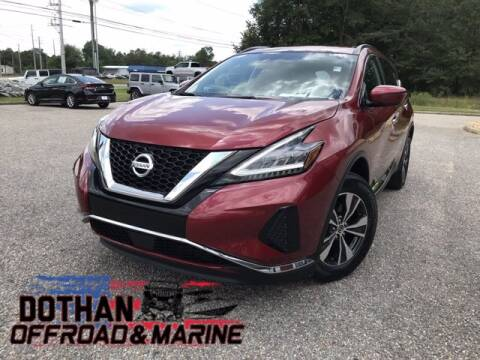 2020 Nissan Murano for sale at Mike Schmitz Automotive Group in Dothan AL