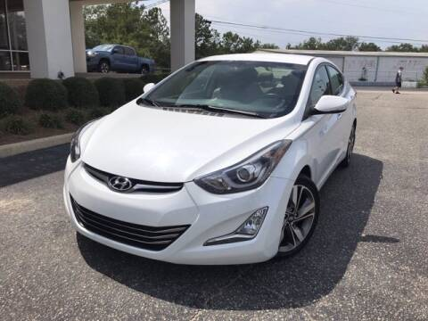 2016 Hyundai Elantra for sale at Mike Schmitz Automotive Group in Dothan AL