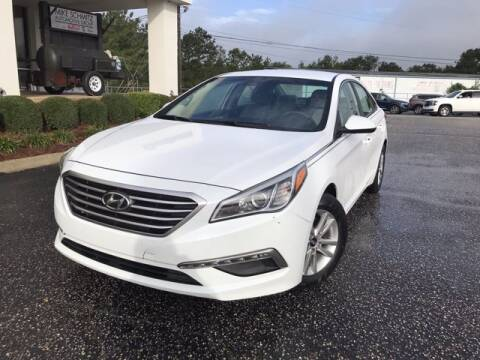 2015 Hyundai Sonata for sale at Mike Schmitz Automotive Group in Dothan AL