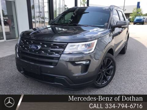 2018 Ford Explorer for sale at Mike Schmitz Automotive Group in Dothan AL