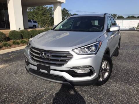2017 Hyundai Santa Fe Sport for sale at Mike Schmitz Automotive Group in Dothan AL