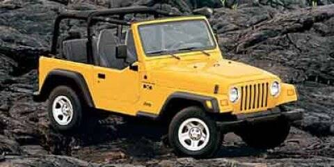 2002 Jeep Wrangler for sale at Mike Schmitz Automotive Group in Dothan AL