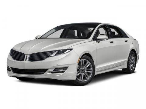 2016 Lincoln MKZ for sale at Mike Schmitz Automotive Group in Dothan AL