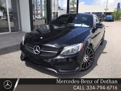 2017 Mercedes-Benz C-Class for sale at Mike Schmitz Automotive Group in Dothan AL