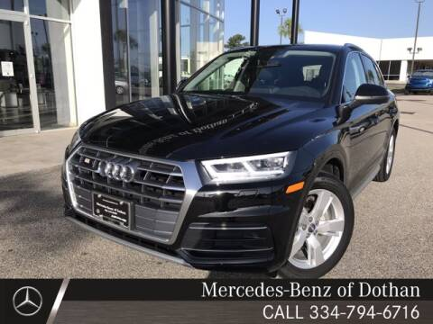 2019 Audi Q5 for sale at Mike Schmitz Automotive Group in Dothan AL