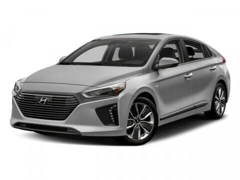 2017 Hyundai Ioniq Hybrid for sale at Mike Schmitz Automotive Group in Dothan AL