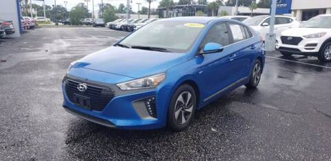 2017 Hyundai Ioniq Hybrid for sale at Mike Schmitz Automotive Group in Dothan AL