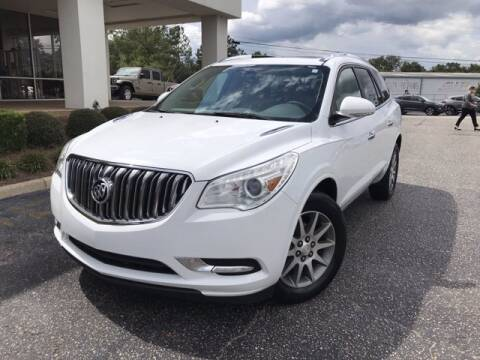 2017 Buick Enclave for sale at Mike Schmitz Automotive Group in Dothan AL