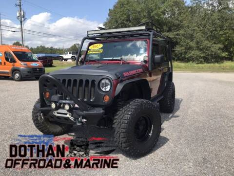 2012 Jeep Wrangler for sale at Mike Schmitz Automotive Group in Dothan AL