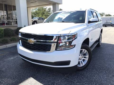 2019 Chevrolet Tahoe for sale at Mike Schmitz Automotive Group in Dothan AL