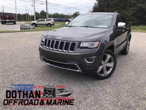 2014 Jeep Grand Cherokee for sale at Mike Schmitz Automotive Group in Dothan AL