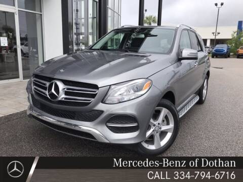 2016 Mercedes-Benz GLE for sale at Mike Schmitz Automotive Group in Dothan AL