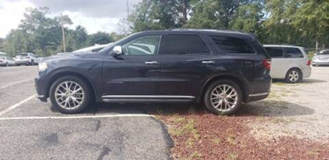 2015 Dodge Durango for sale at Mike Schmitz Automotive Group in Dothan AL
