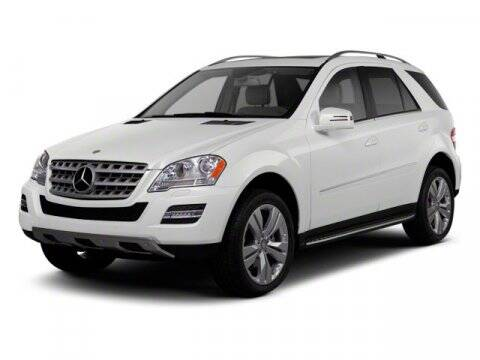 2010 Mercedes-Benz M-Class for sale at Mike Schmitz Automotive Group in Dothan AL