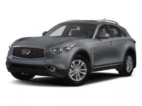 2017 Infiniti QX70 for sale at Mike Schmitz Automotive Group in Dothan AL