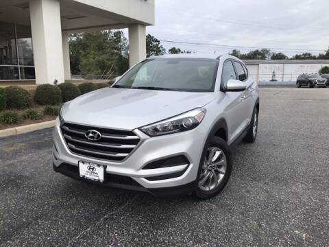 2018 Hyundai Tucson for sale at Mike Schmitz Automotive Group in Dothan AL