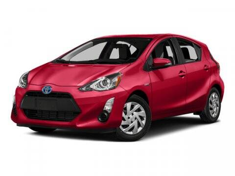 2015 Toyota Prius c for sale at Mike Schmitz Automotive Group in Dothan AL