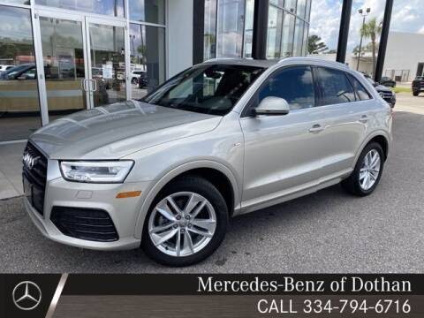 2018 Audi Q3 for sale at Mike Schmitz Automotive Group in Dothan AL