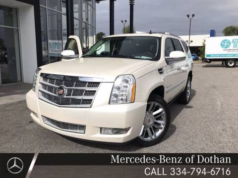 2013 Cadillac Escalade for sale at Mike Schmitz Automotive Group in Dothan AL
