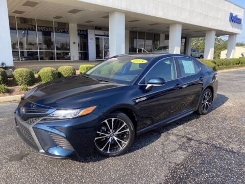 2018 Toyota Camry for sale at Mike Schmitz Automotive Group in Dothan AL