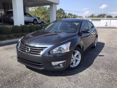 2015 Nissan Altima for sale at Mike Schmitz Automotive Group in Dothan AL