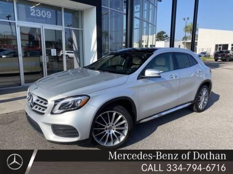 2019 Mercedes-Benz GLA for sale at Mike Schmitz Automotive Group in Dothan AL