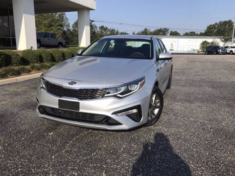 2020 Kia Optima for sale at Mike Schmitz Automotive Group in Dothan AL