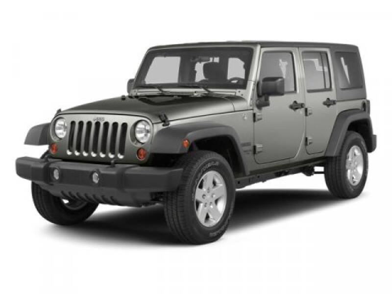 2013 Jeep Wrangler Unlimited for sale at Mike Schmitz Automotive Group in Dothan AL