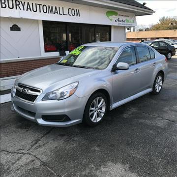 2013 Subaru Legacy for sale in Tewksbury, MA