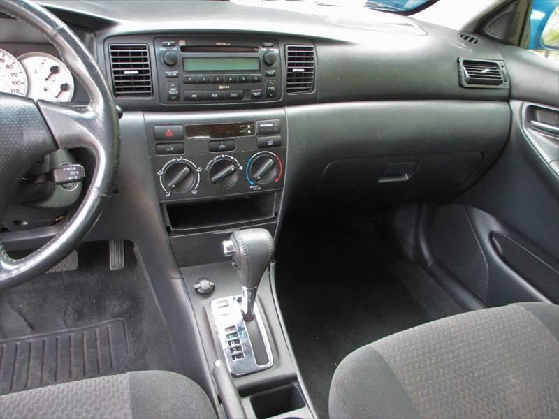 2008 Toyota Corolla S 4dr Sedan 4A - Mount Dora FL