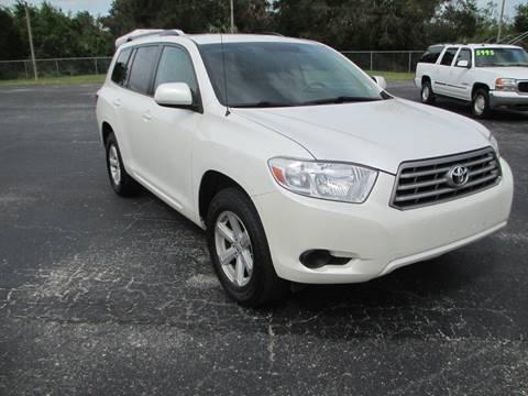 2010 Toyota Highlander for sale in Mount Dora, FL